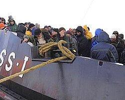 Letonyalı Balıkçılar Kurtarıldı