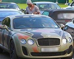 30 Ünlü ve Bentley'leri
