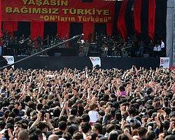 Grup Yorum'dan 3. Bağımsız Türkiye Konseri