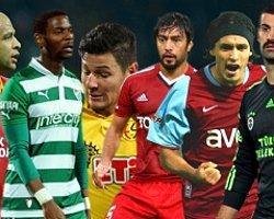 Süper Lig'de Sözleşmesi Biten Futbolcular!
