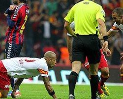 Galatasaray: 0 Mersin İdman Yurdu: 0