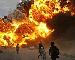 Pakistan'da Doğalgaz Boru Hattına Saldırı