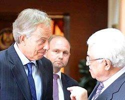 Abbas, Blair'le Görüştü