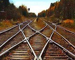 Demiryolu Çalışanları Grevde