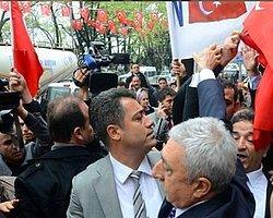 Zonguldak'ta Akil İnsanlar Heyeti'ne Protesto