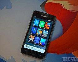 Akıllı Telefonlara Firefox Os Geliyor
