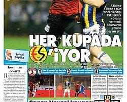 Sporun Manşetleri | 18 Nisan 2013
