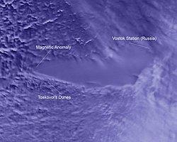 Vostok Gölü'nde hiç bir yaşam belirtisi bulunamadı