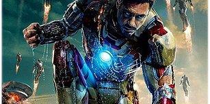 Iron Man 3 Yapım Notları
