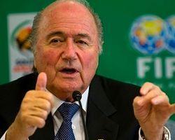 Sepp Blatter Kararlı! Irkçılık İle İlgili..