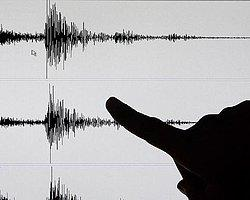 Muş'ta Deprem: 4,4