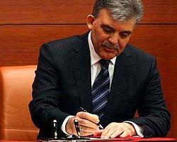'Abdullah Gül'e Darbe Yaptınız!'