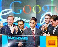 Google Hisseleri Tarihinde İlk Kez 900 Doların Üstünde