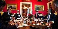 Obama ile Yemek 3 Saat 10 Dakika Sürdü