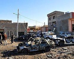 Irak'ta Kanlı Cuma: 25 Ölü