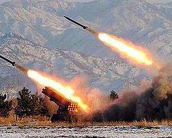 Kuzey Kore, 3 Kısa Menzilli Füze Denemesi Yaptı