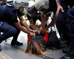 Ankara'da Reyhanlı Arbedesi