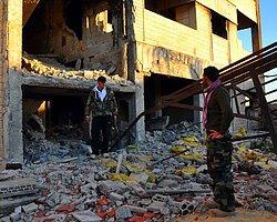 Suriye Ordusu Kusayr'ın Merkezine Girdi