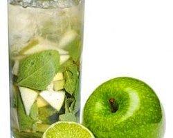 Yeşil Elmalı Mojito