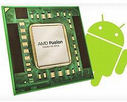 AMD'den Android Bombası!