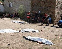 Osmaniye'de Kardeş Kavgası: 5 Ölü, 4 Yaralı