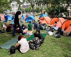 Gezi Parkı Eylemcilerinden Erdoğan'a Teşekkür