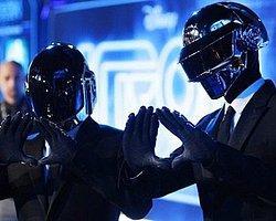 Daft Punk Tüm Dünyada 1 Numara