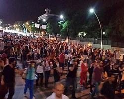 Gezi Parkı Gösterileri Ankara'ya Sıçradı
