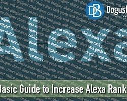Alexa Değerini Hızlı Şekilde Düşürmek