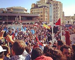 Gezi Parkı Eyleminde Son Durum