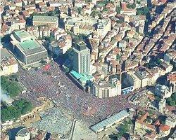İstanbul ayakta...