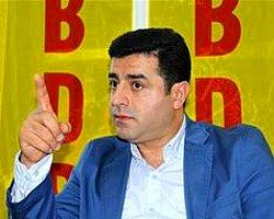 """Demirtaş'tan """"Gezi"""" Yorumu: Irkçı Ve Faşistler"""