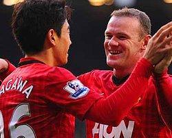 Wayne Rooney'e Servet!