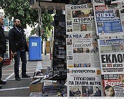Yunan Basını: Erdoğan Yenilmez Değilmiş