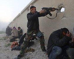 Suriye'de Çatışma: 73 Ölü