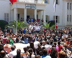 Gösterilere Destek Veren Öğrencilerin Sınav Ricası !