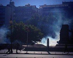 Ankara'da Sağlıkçılar Direnenlerin Yanında, Öğrenciler Boykotta