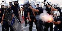 Kızılay'daki Eylemlerde 30 Kişi Gözaltında