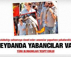 Taksim'deki Bu Yabancılar da Kim?