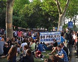 Gezi Parkı'nda İnternet Neden Aksıyor