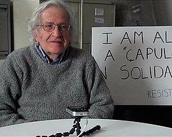 Noam Chomsky'den Size Bir Mesaj Var
