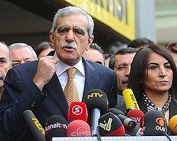 Ahmet Türk'ten CHP'ye Gezi Parkı Fırastıçılığı Suçlaması