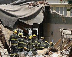 ABD'de Bina Çöktü