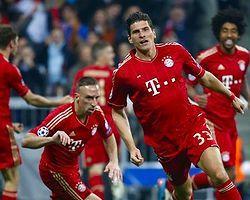 Mario Gomez Bayern Münih'ten ayrılıyor
