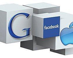 Google, Apple Ve Facebook'tan Daha Popüler
