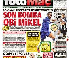 Sporun Manşetleri | 8 Haziran 2013