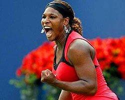 Şampiyon Serena Wıllıams
