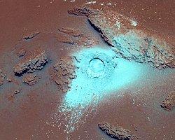 Mars'ta 'İçilebilir Suyun' İzi Bulundu
