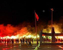 Karşıyaka Çarşı Gezi Parkı Açıklaması  • Tribun Dergi