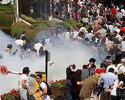 Gezi'ye Sessiz Kalan Dört İl